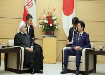 روحاني يدعو طوكيو للمساهمة في إنقاذ الاتفاق النووي