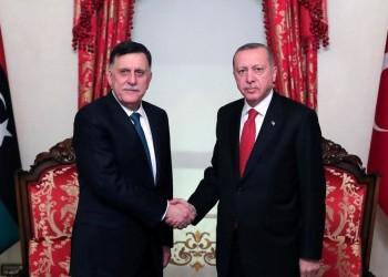البرلمان التركي يقر مذكرة التعاون العسكري والأمني مع ليبيا