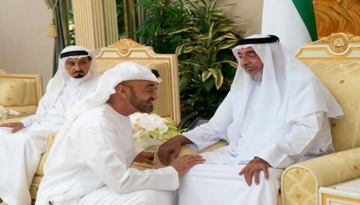 مقطع فيديو جديد يكشف الوضع الصحي لرئيس الإمارات