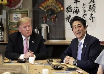 أمريكا واليابان تبحثان ملف كوريا الشمالية وإيران
