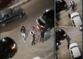 مدير الأمن الأردني يثير استياء بعد تهجمه على مواطن (فيديو)
