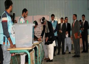النتائج الأولية للانتخابات الأفغانية تظهر فوز الرئيس أشرف غني