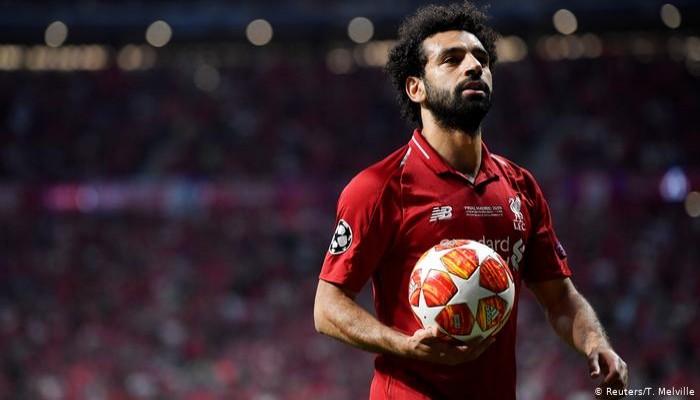 محمد صلاح في القائمة النهائية لأفضل لاعب في أفريقيا
