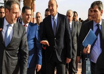 اليونان: حكومة الوفاق لا تملك حق التوقيع على مذكرة التفاهم مع تركيا