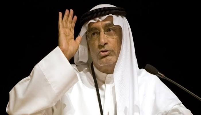 """عبدالخالق عبدالله يستنكر """"تودد"""" الإمارات لإسرائيل"""