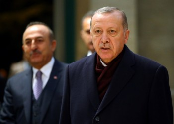 وفد دبلوماسي تركي في موسكو لبحث ملفي سوريا وليبيا