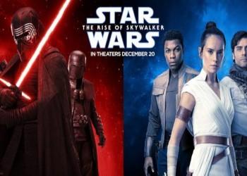 بـ176 مليون دولار.. حرب النجوم يهيمن على إيرادات الأفلام الأمريكية
