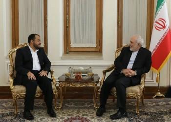 وزير الخارجية الإيراني يلتقي قياديا حوثيا في عمان