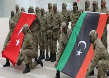 مسؤول بسلطة حفتر: القوات التركية موجودة في ليبيا منذ أشهر