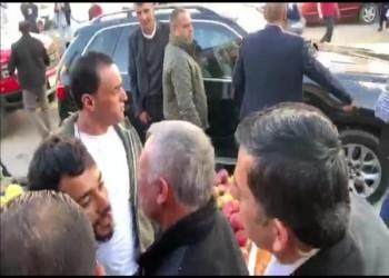 ظهور لافت لملك الأردن بين المواطنين في سوق شعبي