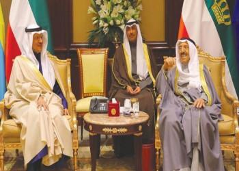بعد الاتفاق النفطي.. هذا ما بحثه أمير الكويت وبن سلمان