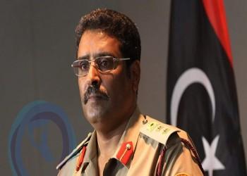المتحدث باسم قوات حفتر: لا يفصلنا عن أحياء طرابلس إلا 300 متر