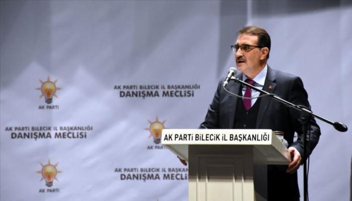 """مشروع """"السيل التركي"""" يكتمل 8 يناير"""