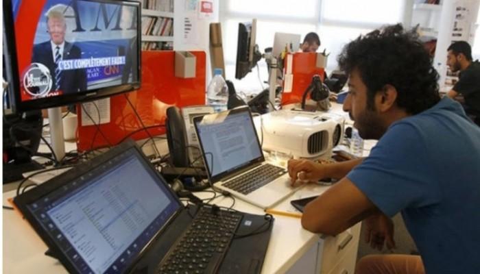مطالب بإطلاق سراح صحفي مغربي موقوف بسبب تغريدة