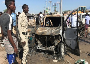76 قتيلا على الأقل إثر تفجير سيارة مفخخة في مقديشو