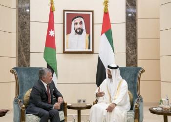 الإمارات تدعم الأردن بـ300 مليون دولار
