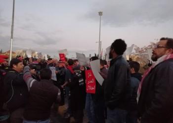 احتجاجات وعاصفة إلكترونية بالأردن رفضا للغاز الإسرائيلي (فيديو)
