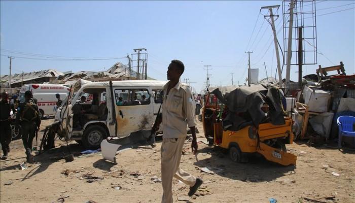 الصومال.. تركيان بين ضحايا تفجير مقديشو الإرهابي