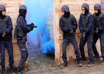 أكاديمية الشرطة التركية تدرب 35 ألف عنصر من 75 دولة