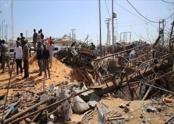 الاستخبارات الصومالية: دولة أجنبية وراء تفجير مقديشو