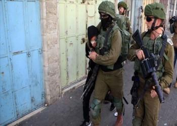 الاحتلال الإسرائيلي اعتقل 5.5 آلاف فلسطيني في 2019