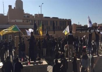 واشنطن ترسل المارينز لحماية سفارتها ببغداد وتطالب رعاياها بالابتعاد