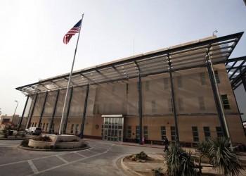 قوات مارينز تنتشر لحماية السفارة الأمريكية ببغداد