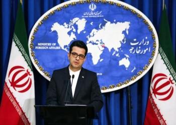 إيران ترد على اتهام أمريكا لها بالوقوف وراء أحداث بغداد