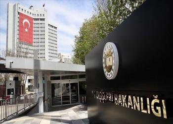 تركيا ترد على بيان الجامعة العربية بشأن ليبيا