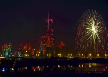 السعودية تستقبل 2020 بالألعاب النارية وفعاليات غنائية