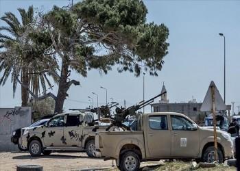 الوفاق الليبية تأسر 25 من مسلحي حفتر جنوبي طرابلس