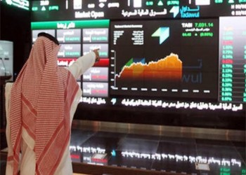 تراجع البورصة السعودية وصعود العمانية أول أيام 2020