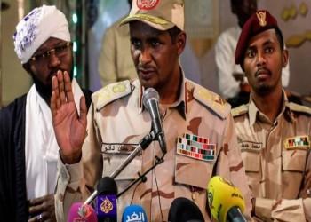 حميدتي وحمدوك في دارفور بعد اشتباكات دامية