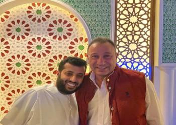 تركي آل الشيخ يفاجئ متابعيه بخبر صحي