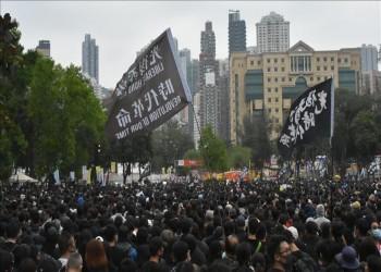 مليون مشارك في مظاهرة احتجاجية بهونج كونج