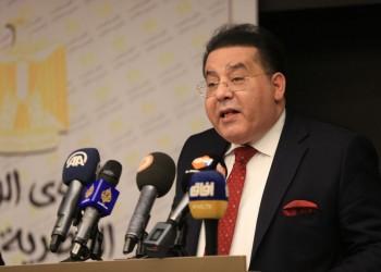 أيمن نور يدعو الليبراليين بمصر لإعلان موقفهم من وثيقة محمد علي