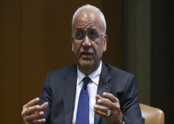 عريقات: إسرائيل تعطل الانتخابات الفلسطينية