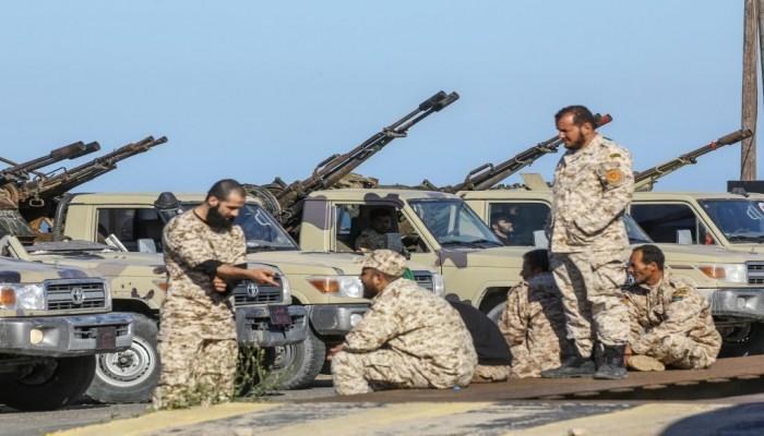 تجدد الاشتباكات بين حكومة الوفاق وقوات حفتر