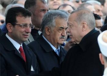 تلاسن بين أردوغان وأكرم إمام أوغلو حول قناة إسطنبول
