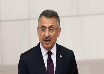 الرئاسة التركية: سنواصل حماية مصالحنا في المنطقة