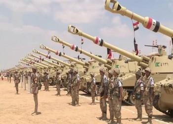 مصر تعزز إجراءاتها الأمنية على الحدود مع ليبيا