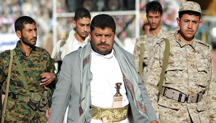 الحوثي يطالب بالرد السريع والمباشر على اغتيال سليماني