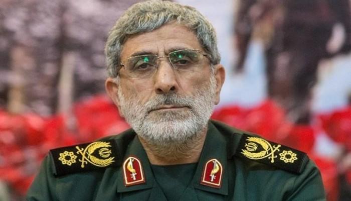 تعيين إسماعيل قاآني قائدا لفيلق القدس بعد مقتل سليماني