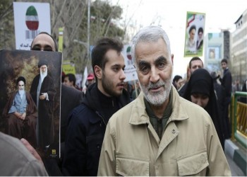 مقتل قاسم سليماني في قصف بمحيط مطار بغداد