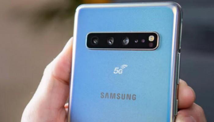 سامسونج تهزم التوقعات وتبيع 6.7 مليون هاتف 5G  في 2019