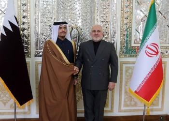 قطر وإيران تبحثان سبل التهدئة بعد اغتيال سليماني