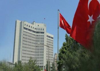 تركيا تدين قصف الكلية العسكرية في طرابلس