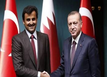 تميم وأردوغان يبحثان هاتفيا تطورات أوضاع ليبيا والعراق