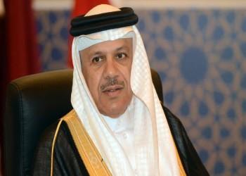 الخارجية البحرينية تدين إرسال جنود أتراك إلى ليبيا