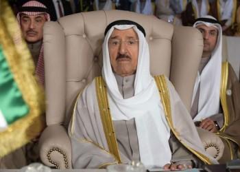 أمير الكويت يتسلم رسالة شفوية من ملك السعودية